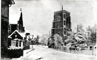 St Mary's Church, Watford