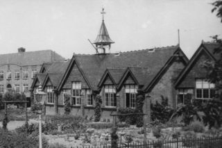 St. Audrey's School from Endymion Road (c.1926)