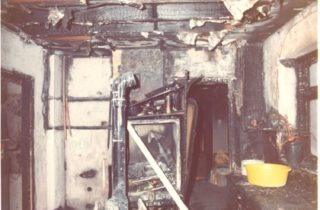 Fire damage | Bill Hinckley