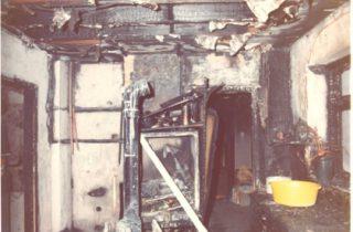 Fire damage | Bill Hinckley