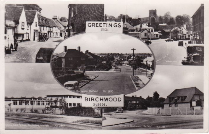 Birchwood Area, Hatfield