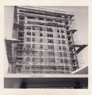 Queensway House, Town Centre (1962)   David Webb