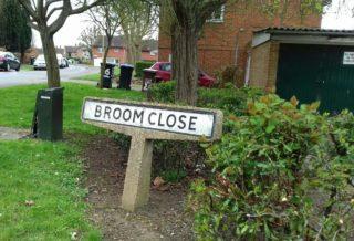 Broom Close | Jocelyn Bailey