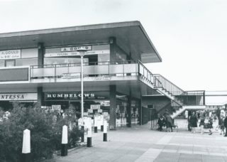 Rumbelow's Store, Market Place (August 1967) | Ken Wright