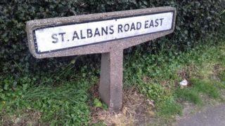 St Albans Road East   Jocelyn Bailey