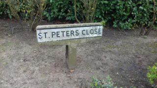 St Peters Close   Jocelyn Bailey