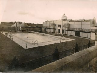 Hatfield Aerodrome Bathing Pool & Squash Rackets Courts