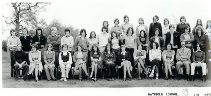Hatfield School Upper Sixth 1975 (Part 1) | Michael Connell