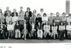 Hatfield School Upper Sixth 1975