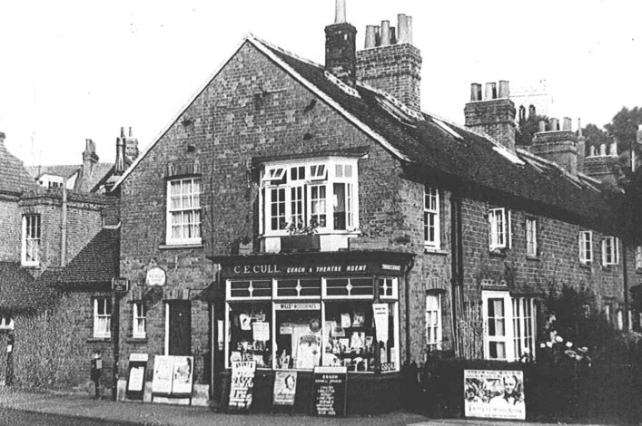 'Topsies' sweet shop, a regular stop when on my way to school via 'Jacobs Ladder' anyone remember Buster the dog who would only retrieve a chocolate button from his nose when Hatfield was mentioned. | Chris Connell