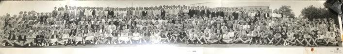 School photo September 1955 | Linda M Law