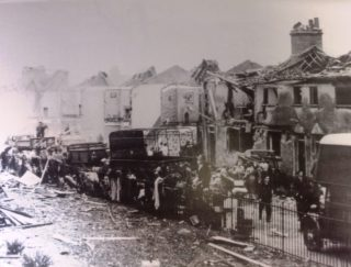 Endymion Road, Hatfield 10 October 1944 | Hatfield Library