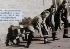 Photos of Hatfield School from Ivor Knight - 1958-63