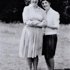 Sylvia Blyther, Julie Bishop   Julie Bishop