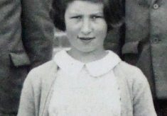 Recollections of Hatfield School's first pupil - Lorna Barford