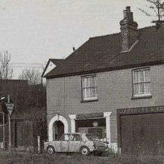 Burgess Offices in Batterdale, Old Hatfield.