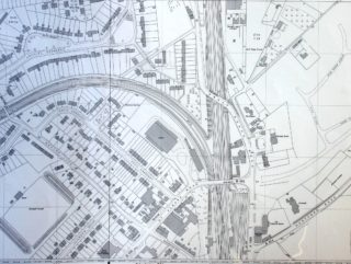 1962 OS MAp TL 2309 showing more detail | Hertfordshire Archives and Local Studies