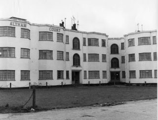 de Havilland Flats | Hertfordshire Archives and Local Studies