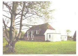 Birchwood Methodist Church then....   Courtesy of Paul Savage