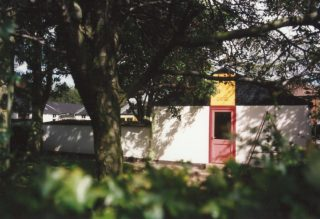 The Nursery in 1997 just before demolition
