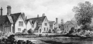 The Old Parsonage | The Old Parsonage 1839