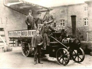 Brewery Wagon