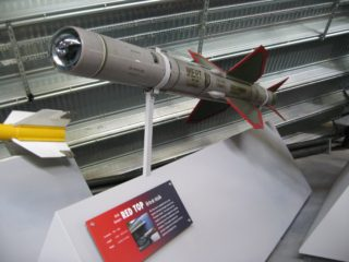 Red Top missile | Robert Gill