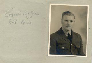 Corporal Reg Jones | Jean Cross