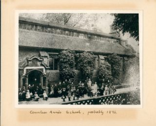 Countess Anne School (c.1896) - uploaded by Dylan Randall