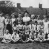 Countess Anne School Leavers, Summer 1952