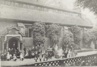 Countess Anne School (c.1896) - uploaded by Miriam Gaskin