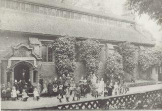 Countess Anne School (c.1896) - uploaded by Miriam Gaskin