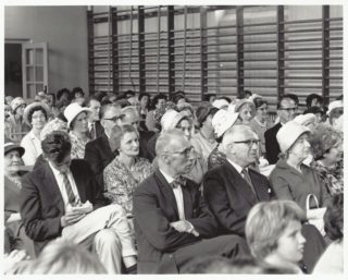 Countess Anne School - opening, 20 July 1962