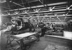 de Havilland Construction Hangar