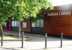 50th Anniversary of Hatfield Library