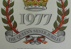 The Queens Silver Jubilee 1977