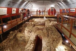 Welwyn Roman Baths   Welwyn Hatfield Museum Service
