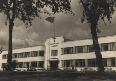 de Havilland Administration Building