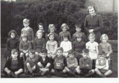 Dellfield (Newtown) School Class Photos