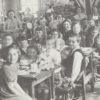 Dellfield school VE Party (1945)