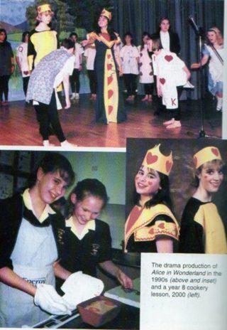 Production of Alice in Wonderland | B.H.G.S magazine 1960-2000