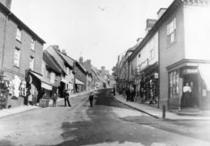 Three Schools in Fore Street (19th Century)