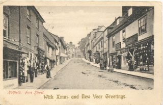 Fore St 1903 | Hatfield Library