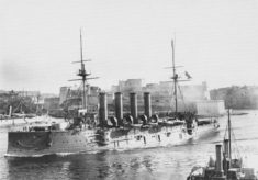 Gunner David Page and the HMS Aboukir