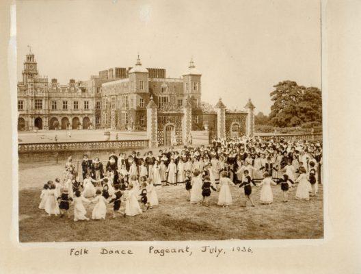 Folk Dance Pageant