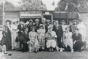 Celebration to mark the 60th Anniversary of the club   Welwyn Garden City Library