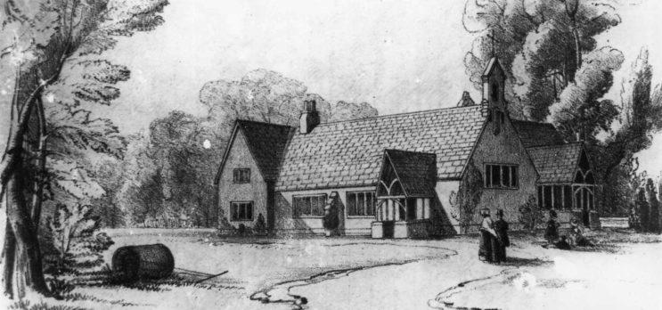 London Road School (c.1850)