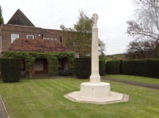 The Hatfield War Memorial   Derek Martindale
