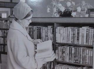 Mrs Stanyon | Hatfield Library