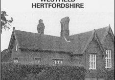 Woodhill, later Westfield, School (1850- )